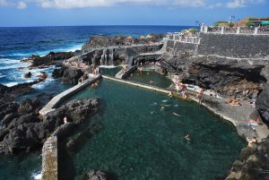 Visit La Palma: Piscinas Naturales de La Fajana en La Palma