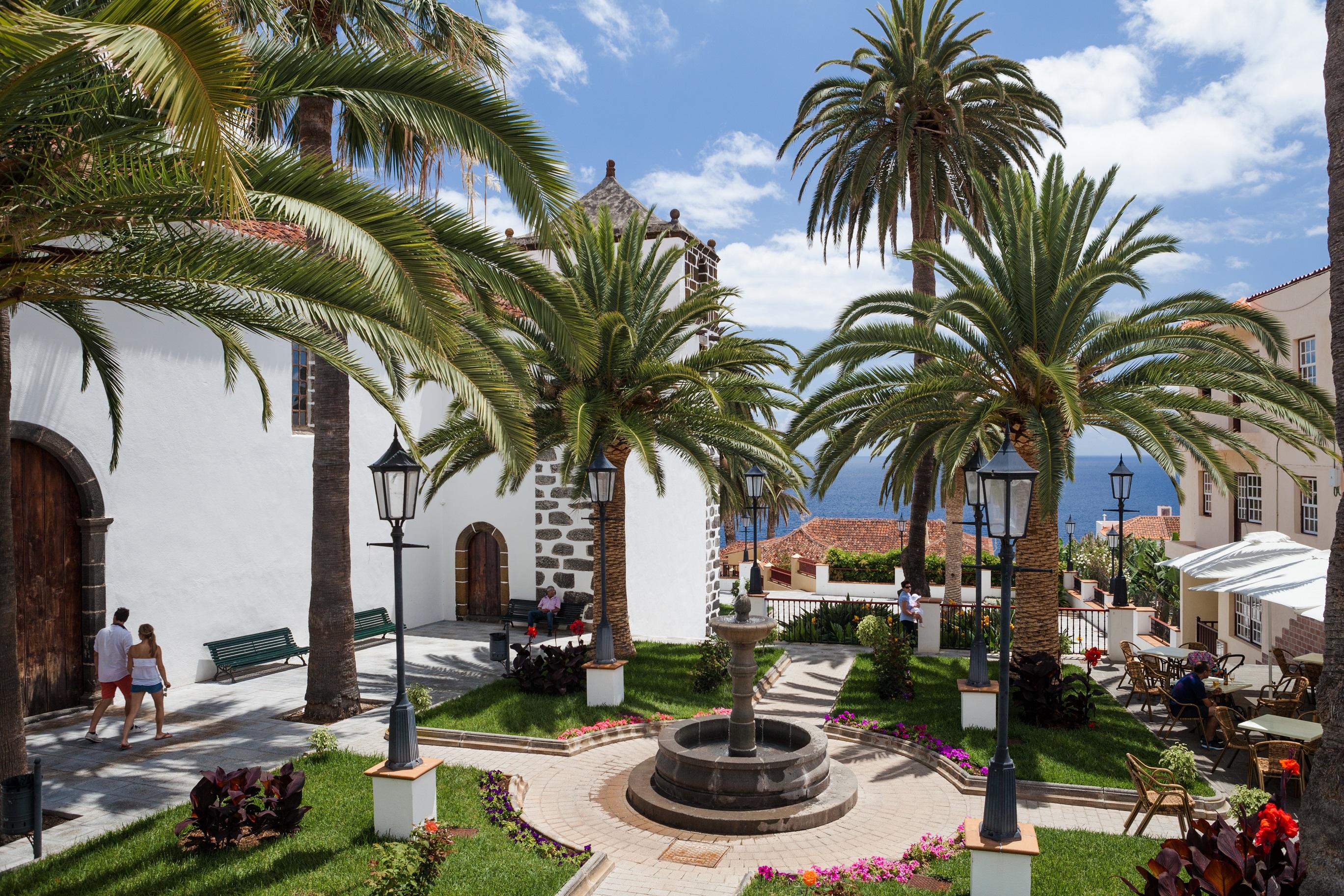 Visit La Palma - San Andrés y Sauces