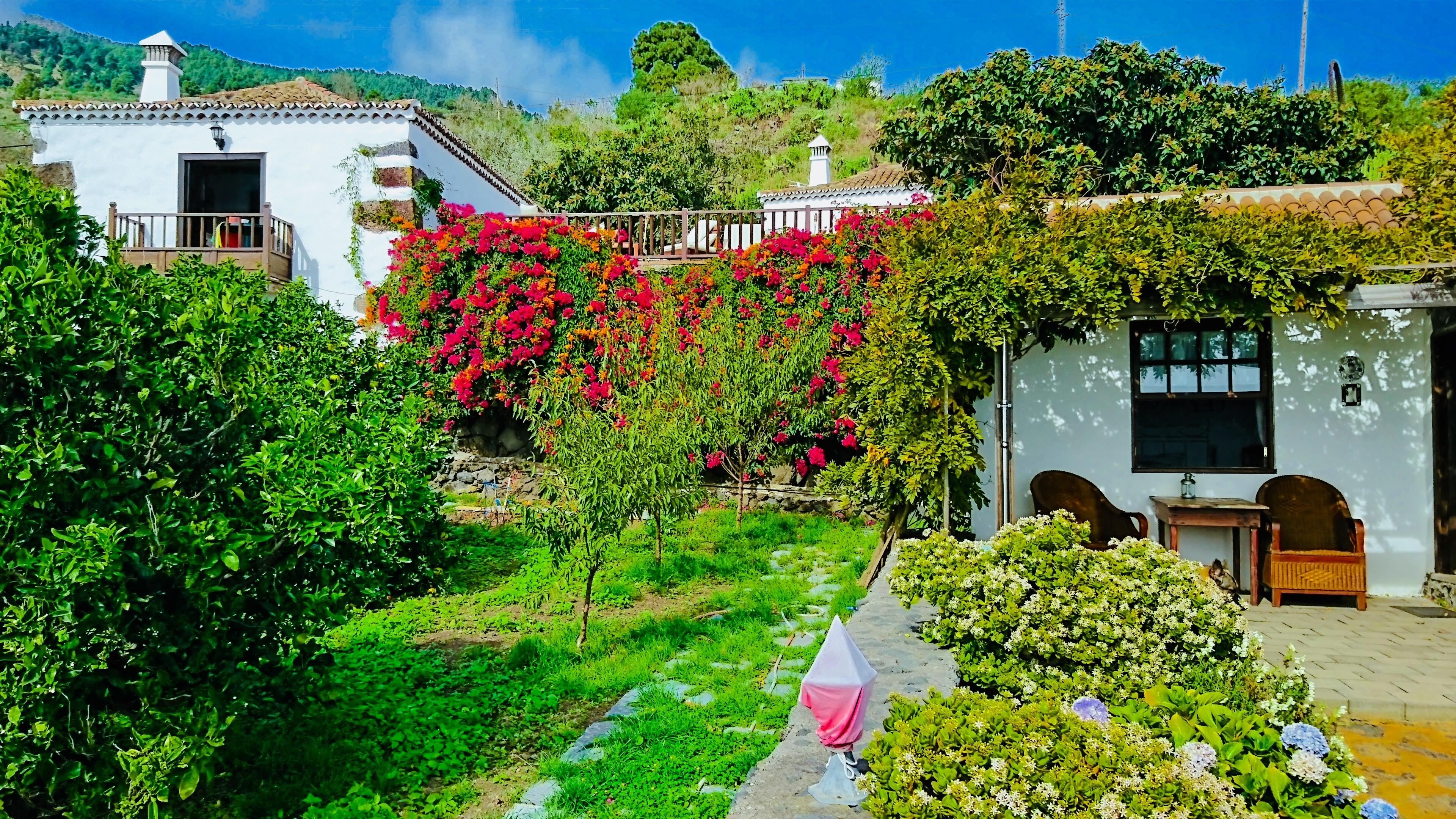 Besuchen Sie La Palma - Villa Valentina - Casita del Porche
