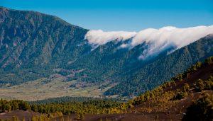 Visit La Palma: La lluvia horizontal en La Palma