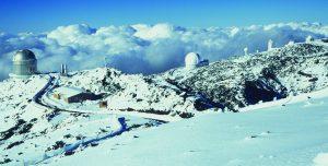 Visit La Palma: La  nieve en La Palma