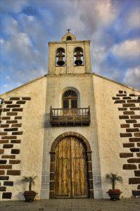 Visit La Palma: Iglesia de Nuestra Señora del Rosario (Barlovento) en La Palma