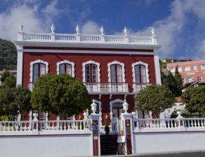 Visit La Palma: Casa Roja (Villa de Mazo) en La Palma