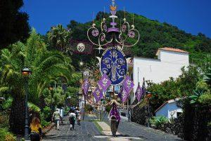 Visit La Palma: Corpus Christi en La Palma