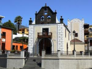 Visit La Palma: Iglesia de Nuestra Señora de Bonanza (El Paso) en La Palma