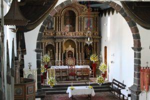 Visit La Palma: Iglesia de San José (Breña Baja) en La Palma