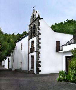 Visit La Palma: Iglesia de San Antonio Abad (Fuencaliente) en La Palma