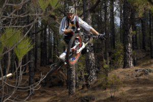 Visit La Palma: Llano de la Mosca (MTB) en La Palma