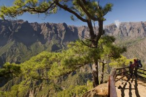 Visit La Palma: Mirador de la Cumbrecita en La Palma