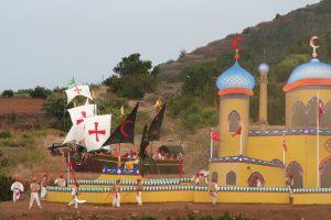 Visit La Palma: Moros y Cristianos en La Palma