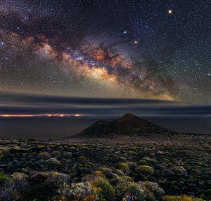 Visit La Palma: Duerme … bajo un techo de estrellas en plena naturaleza en La Palma