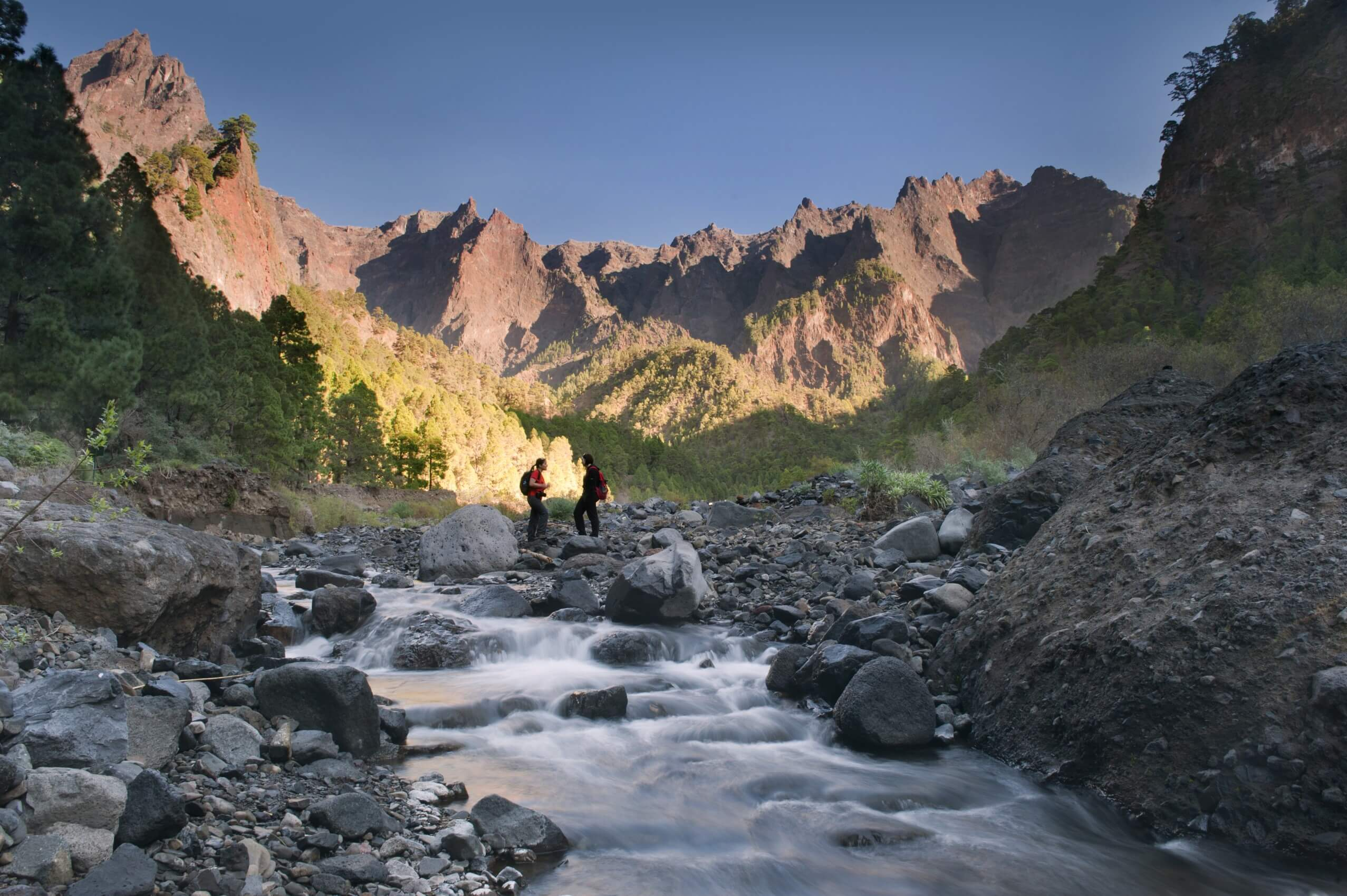 Visit La Palma - Parque Nacional de la Caldera de Taburiente (PR LP 13)