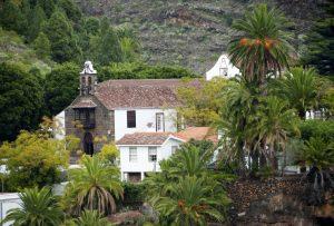 Visit La Palma: Palpa … la historia en sus muros en La Palma