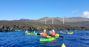 Visit La Palma: Recorre … la costa en piragüa en La Palma