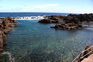 Visit La Palma: Nada en una piscina … natural en La Palma