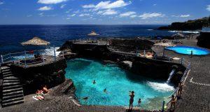 Visit La Palma: Piscinas naturales del Charco Azul en La Palma