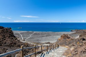 Visit La Palma: Playa Echentive en La Palma