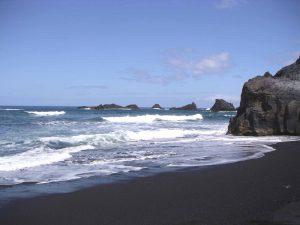 Visit La Palma: Playa de la Zamora en La Palma