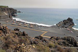 Visit La Palma: Playa del Charco Verde en La Palma