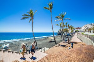 Visit La Palma: Playa de Puerto Naos en La Palma