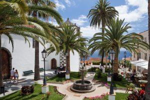 Visit La Palma: Iglesia de San Andrés Apóstol (San Andrés y Sauces) en La Palma