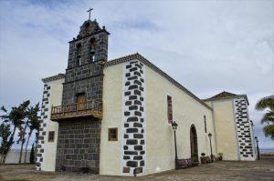Visit La Palma: Iglesia de San Juan Bautista (Puntallana) en La Palma