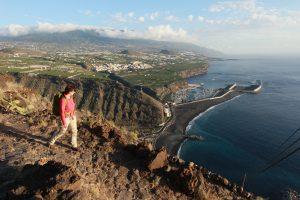 Visit La Palma: El Time – Puerto de Tazacorte (parte de la 1 etapa GR 131) en La Palma