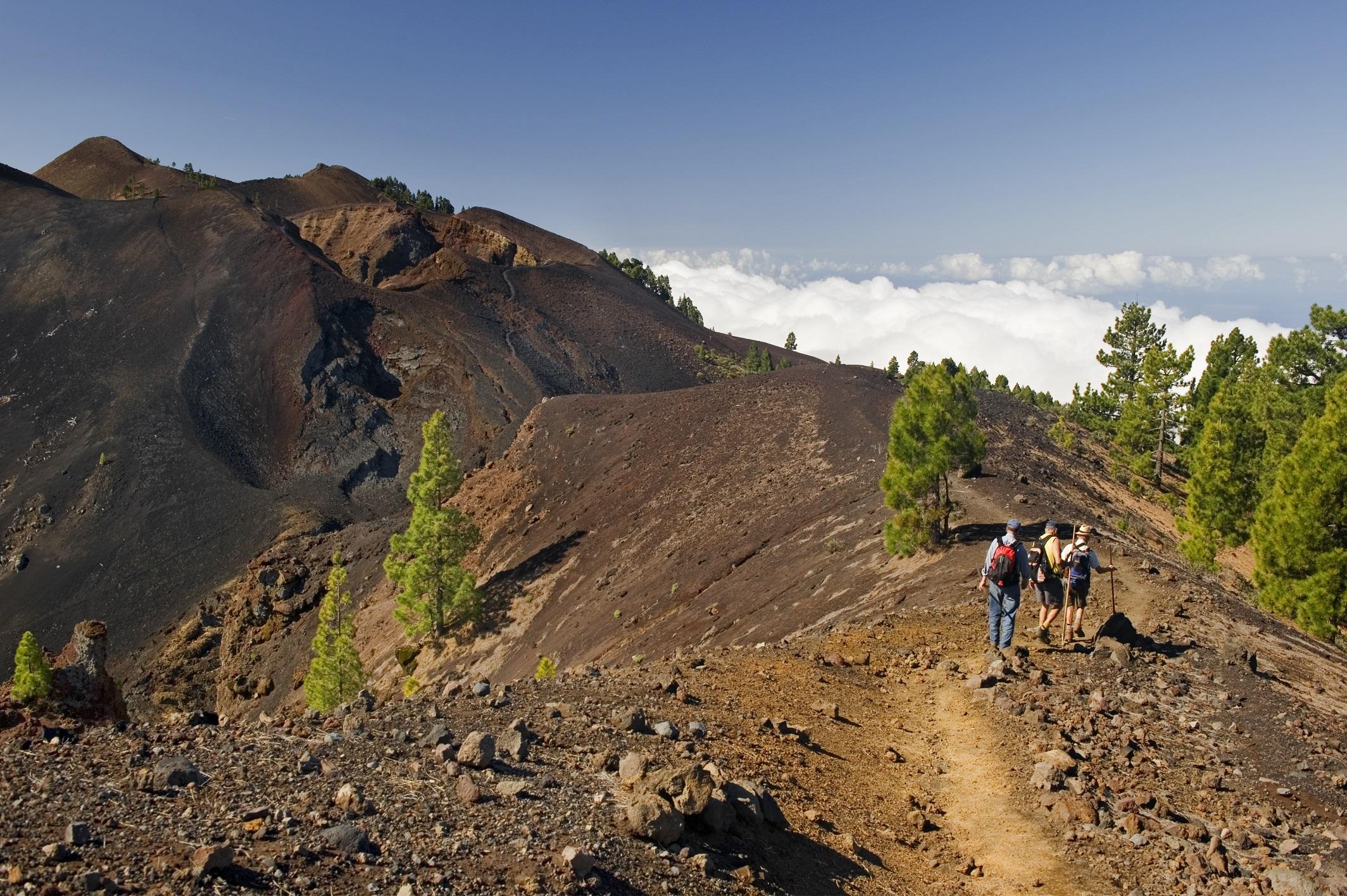 Visit La Palma - Ruta de Los Volcanes