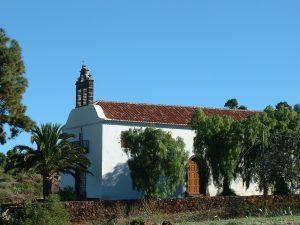 Visit La Palma: Antigua iglesia de San Mauro Abad (Puntagorda) en La Palma