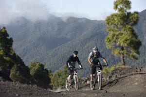 Visit La Palma: La Hilera (MTB) en La Palma