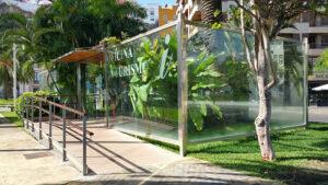 Visit La Palma - Oficina de Turismo Casita de Cristal