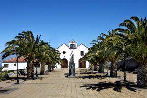Visit La Palma: Iglesia de Nuestra Señora de La Luz (Villa de Garafía) en La Palma