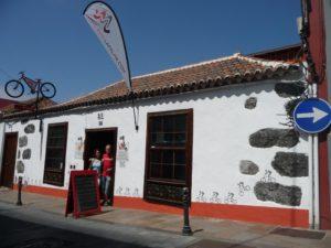 Visit La Palma - Pensión El Porvenir