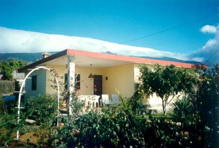 Casa Amarilla Besuchen Sie La Palma