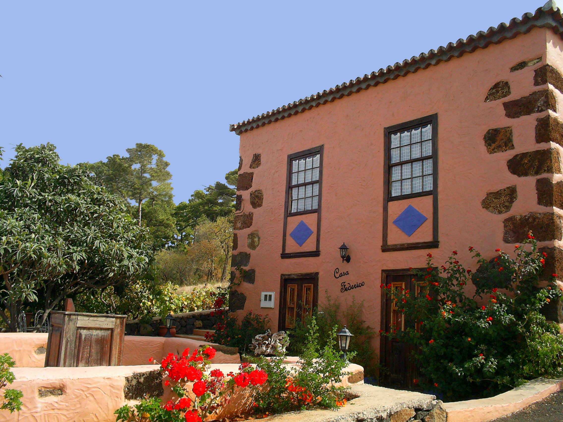 Visit La Palma - Casa Federico