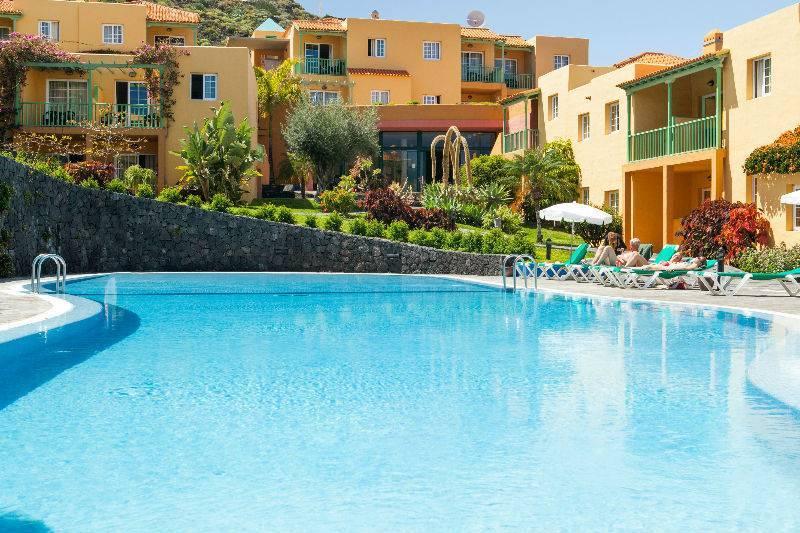 Visit La Palma - Apartamentos La Caleta