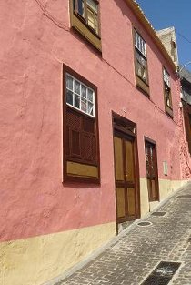 Visit La Palma - Casa Santo Domingo