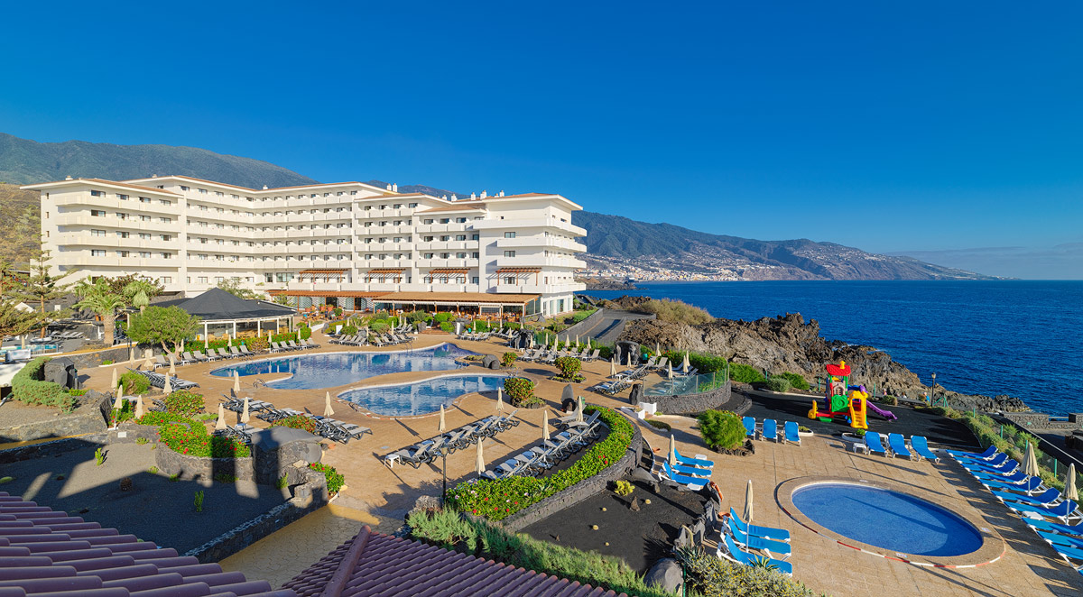 Visit La Palma - Hotel H10 Taburiente Playa