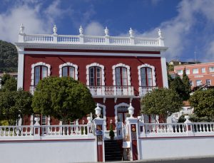 Visit La Palma - Informative Center of Corpus Christi and Embroidery Museum Red House