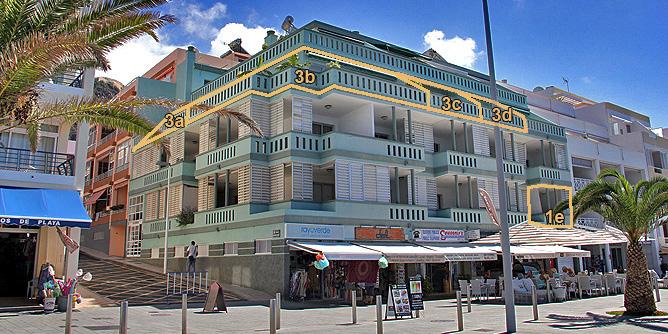 Visit La Palma - Apartamentos Nisamar