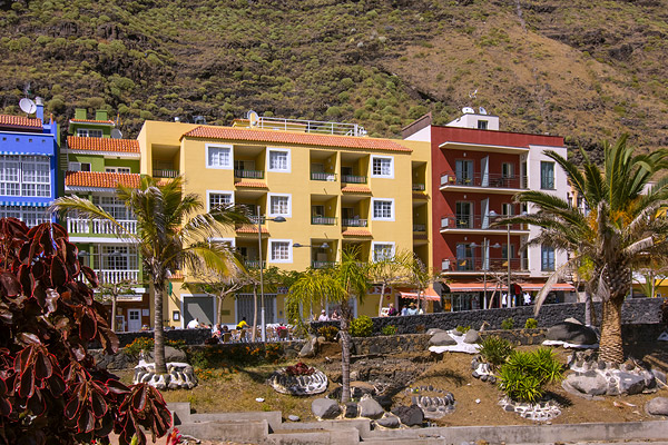 Visit La Palma - Apartments Luz y Mar