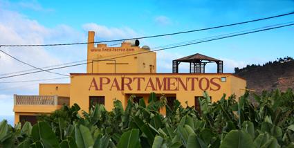 Visit La Palma - Apartamentos Finca La Cruz