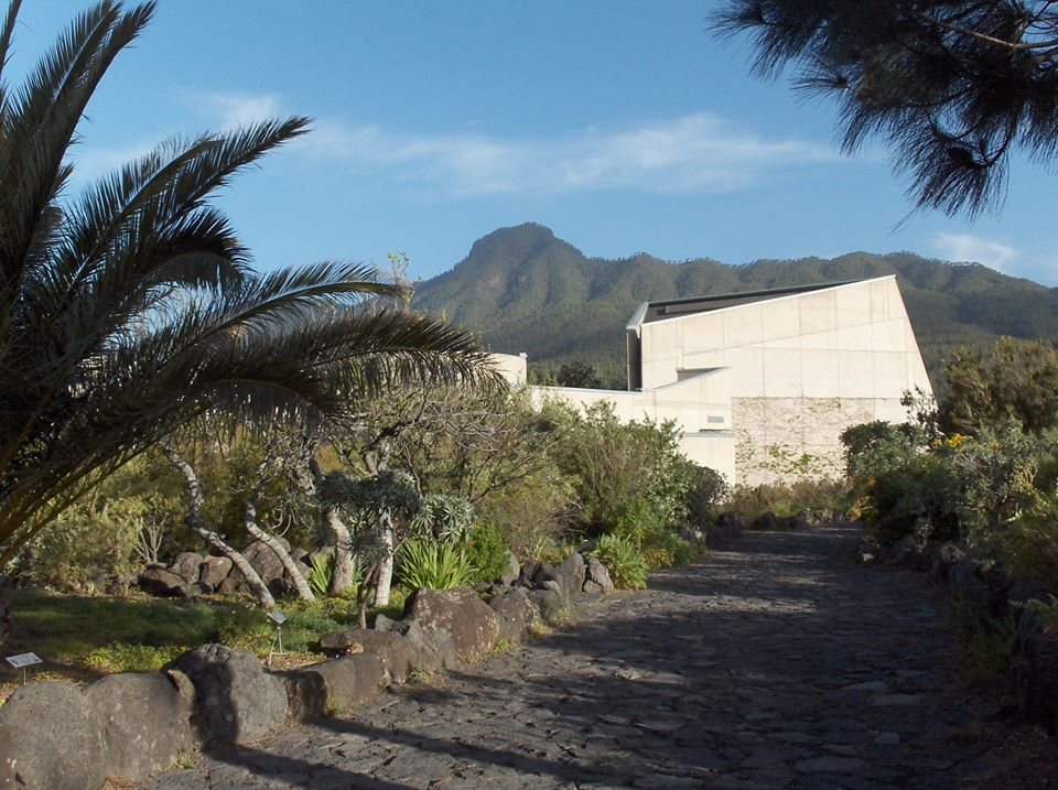 Visit La Palma - Visitor Center of the National Park of La Caldera
