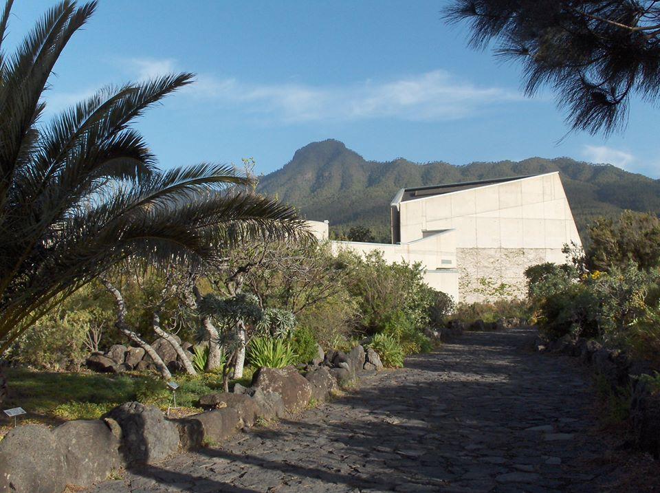 Besuchen Sie La Palma - Besucherzentrum des Nationalpark La Caldera