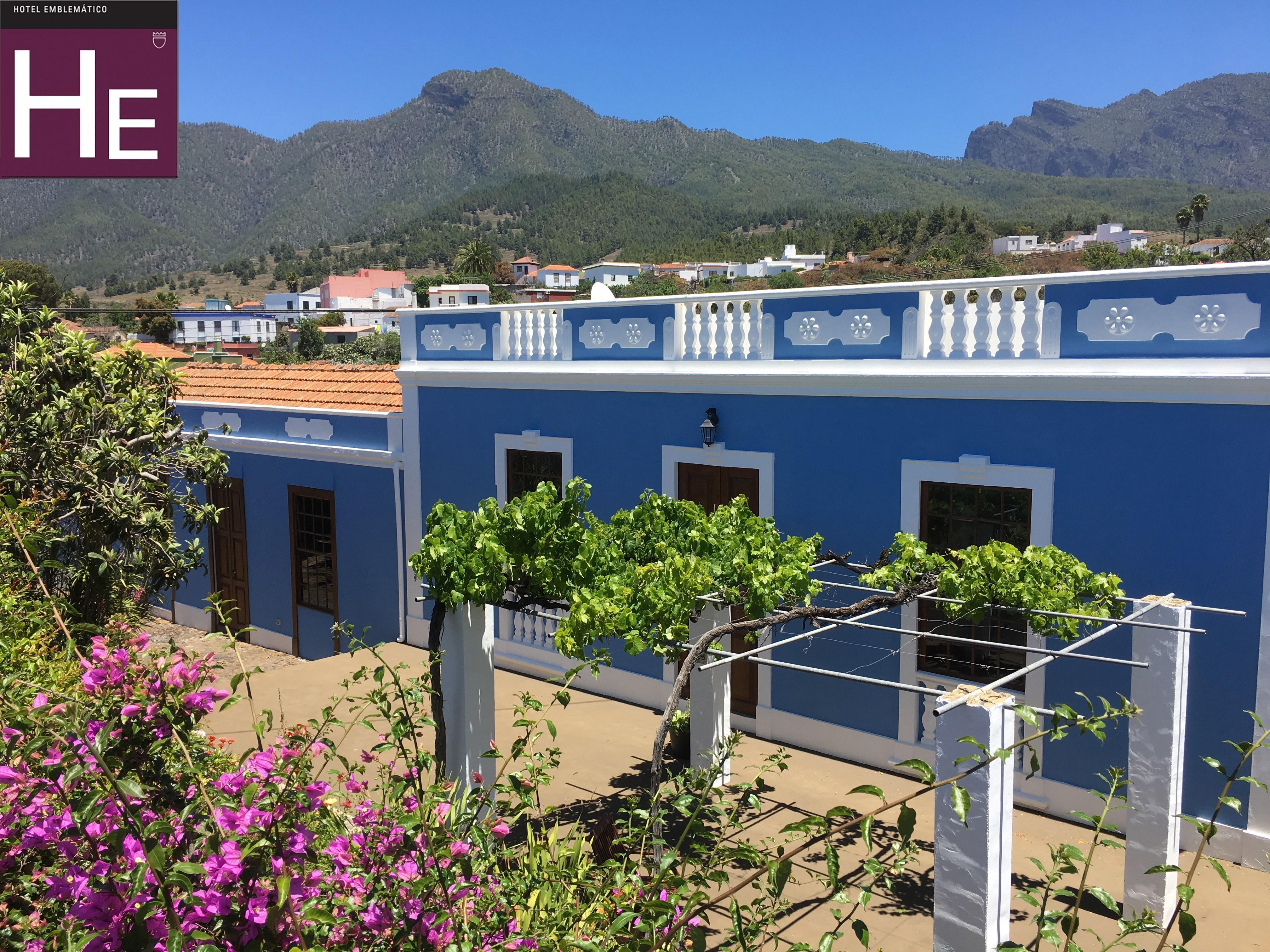 Visit La Palma - Hotel Olio La Palma