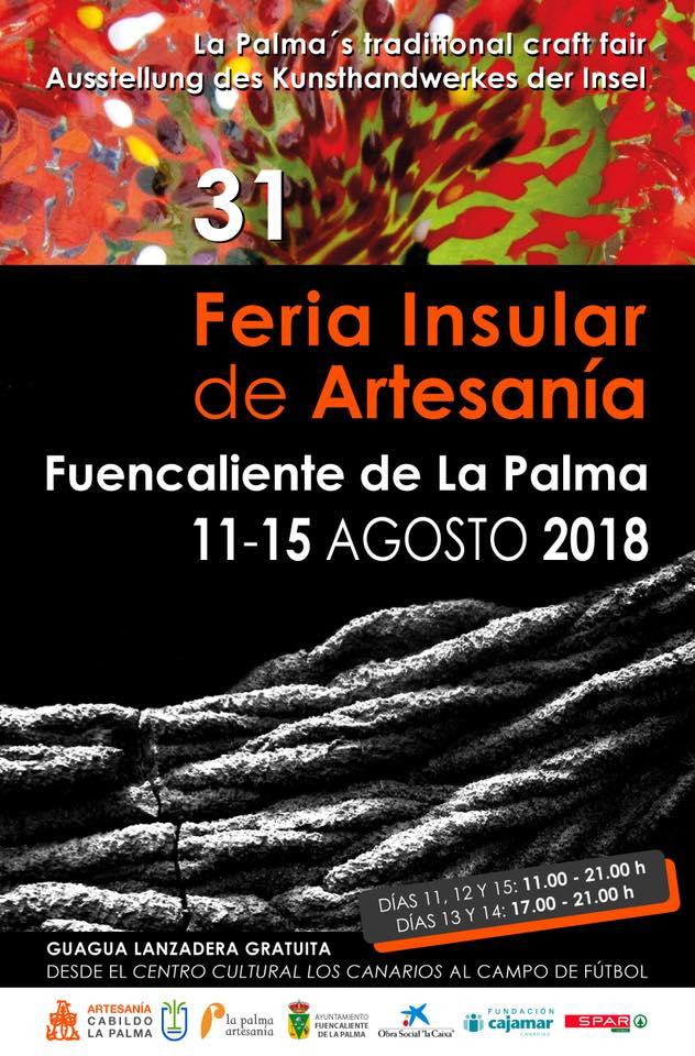 Visit La Palma - Feria Insular de Artesanía