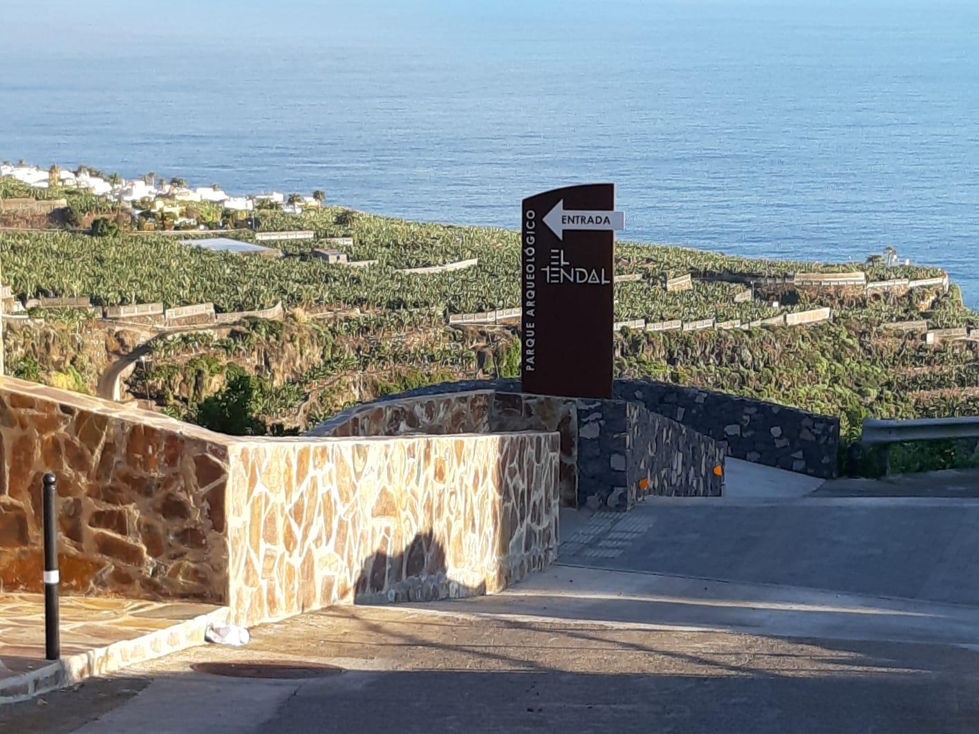 Besuchen Sie La Palma - Archäologischer Park Cueva del Tendal