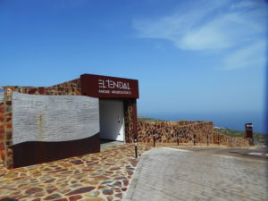 """Visit La Palma - Parque Arqueológico """"El Tendal"""""""