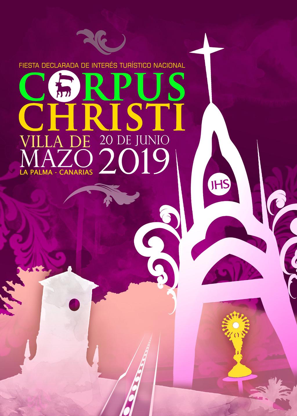 Visit La Palma - Corpus Christi