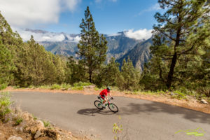 Visit La Palma: Pedalea…por carretera en La Palma